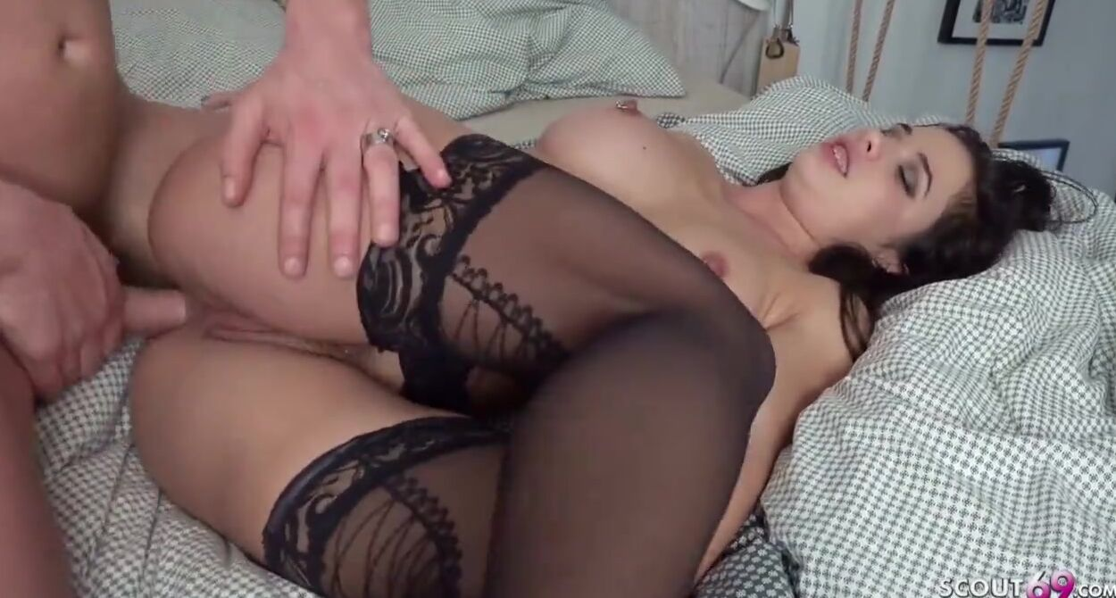 College Girl First Anal