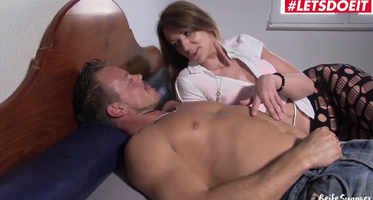 Husband Wife Teen Threesome