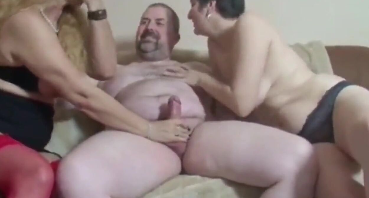 Husband Watches Ebony Wife