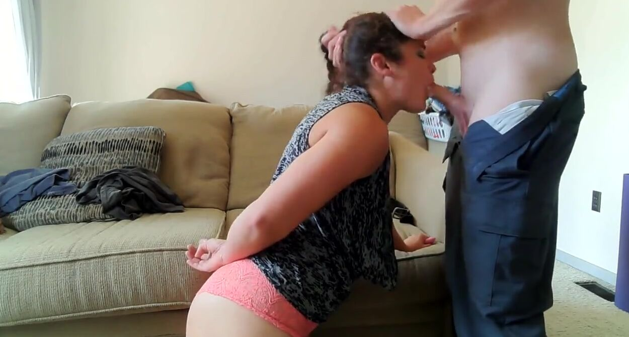Step Mom Helps Horny Son