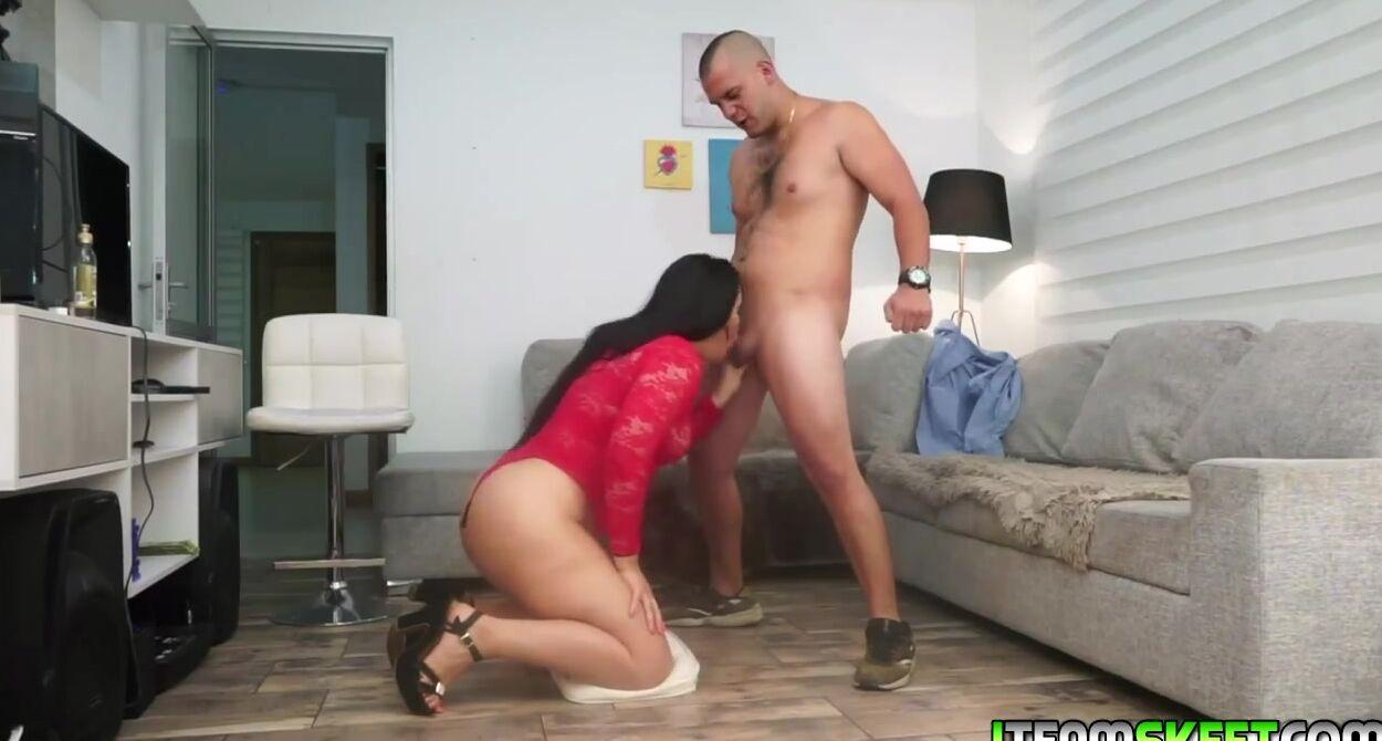 Alondra Porno sexy latina babe alondra spreading her legs wide open - free