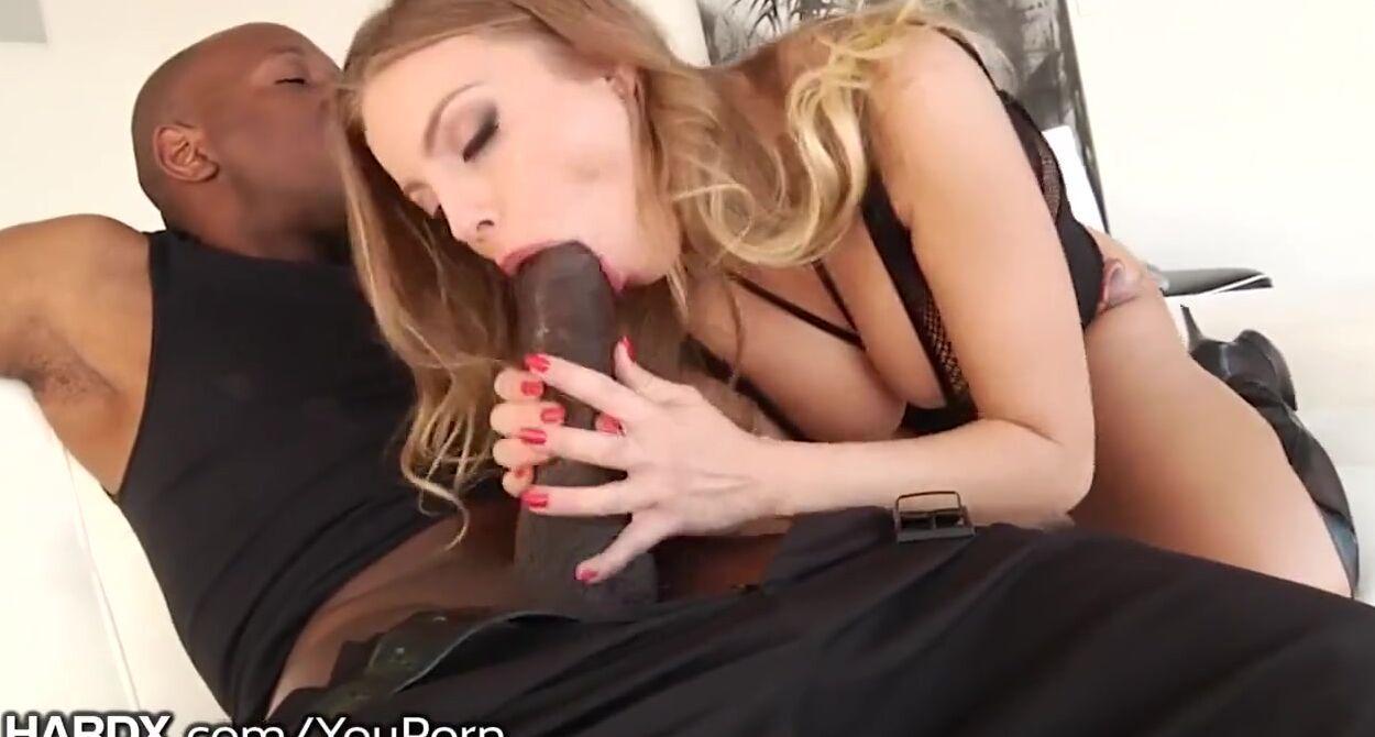 Myhardx Hd Porn hardx britney amber is loving anal from mandingo's bbc