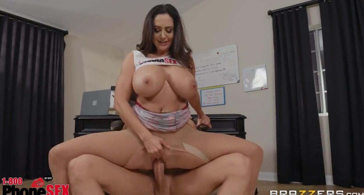 Big Tit Licking Threesome