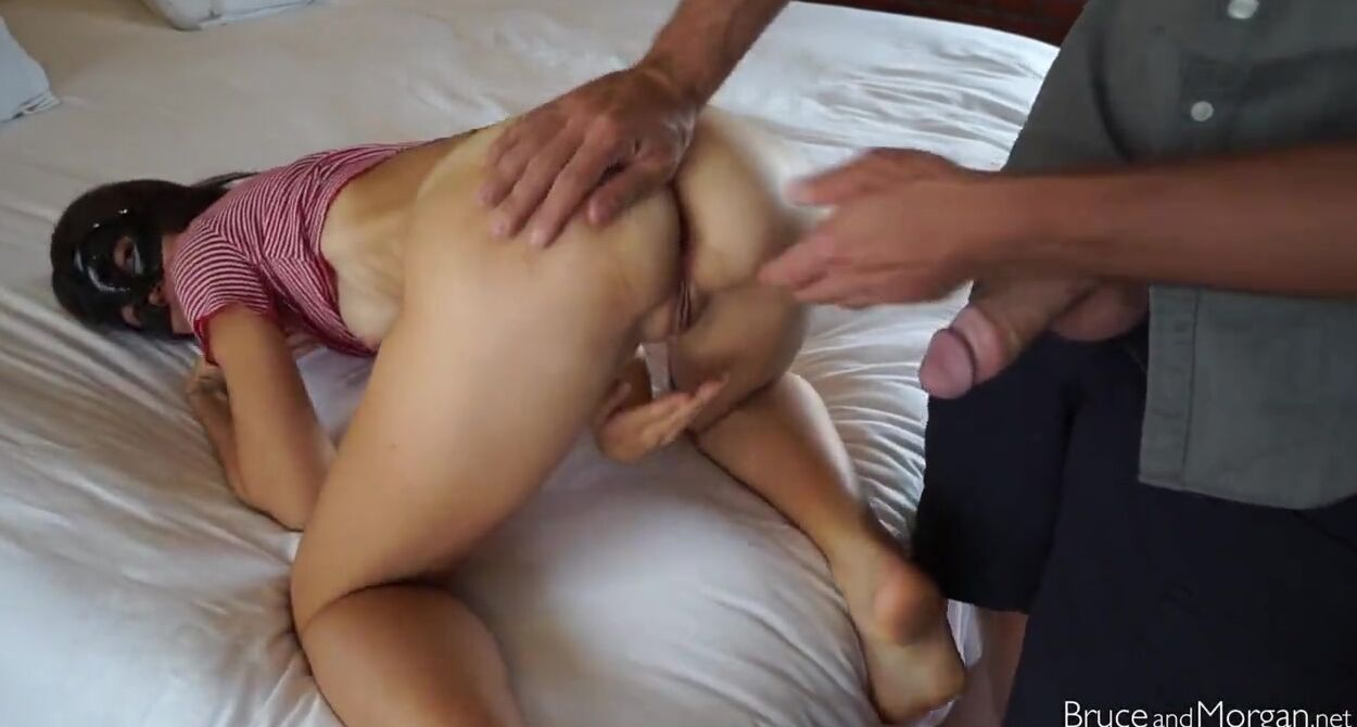 Amateur Swallow After Anal