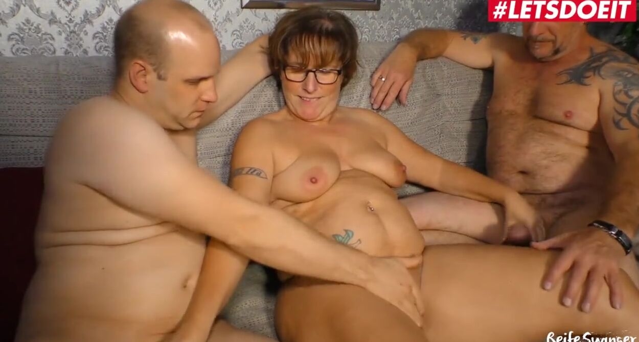 Mature Wife First Time Shared